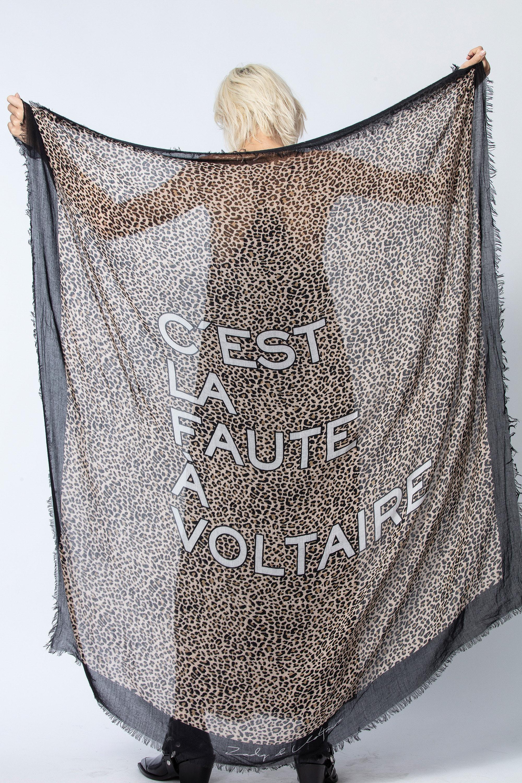 Pañuelo Delta C'est La Faute à Voltaire