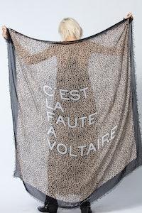 Foulard Delta C'est La Faute à Voltaire