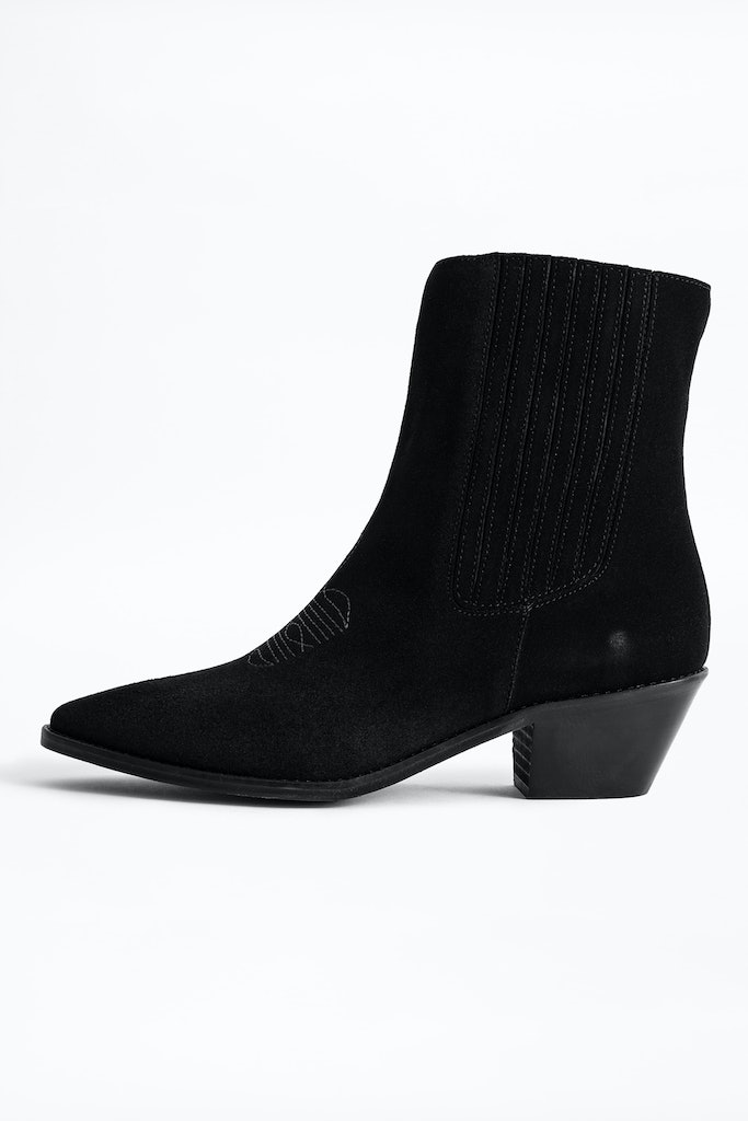 Bottines Tyler Suede