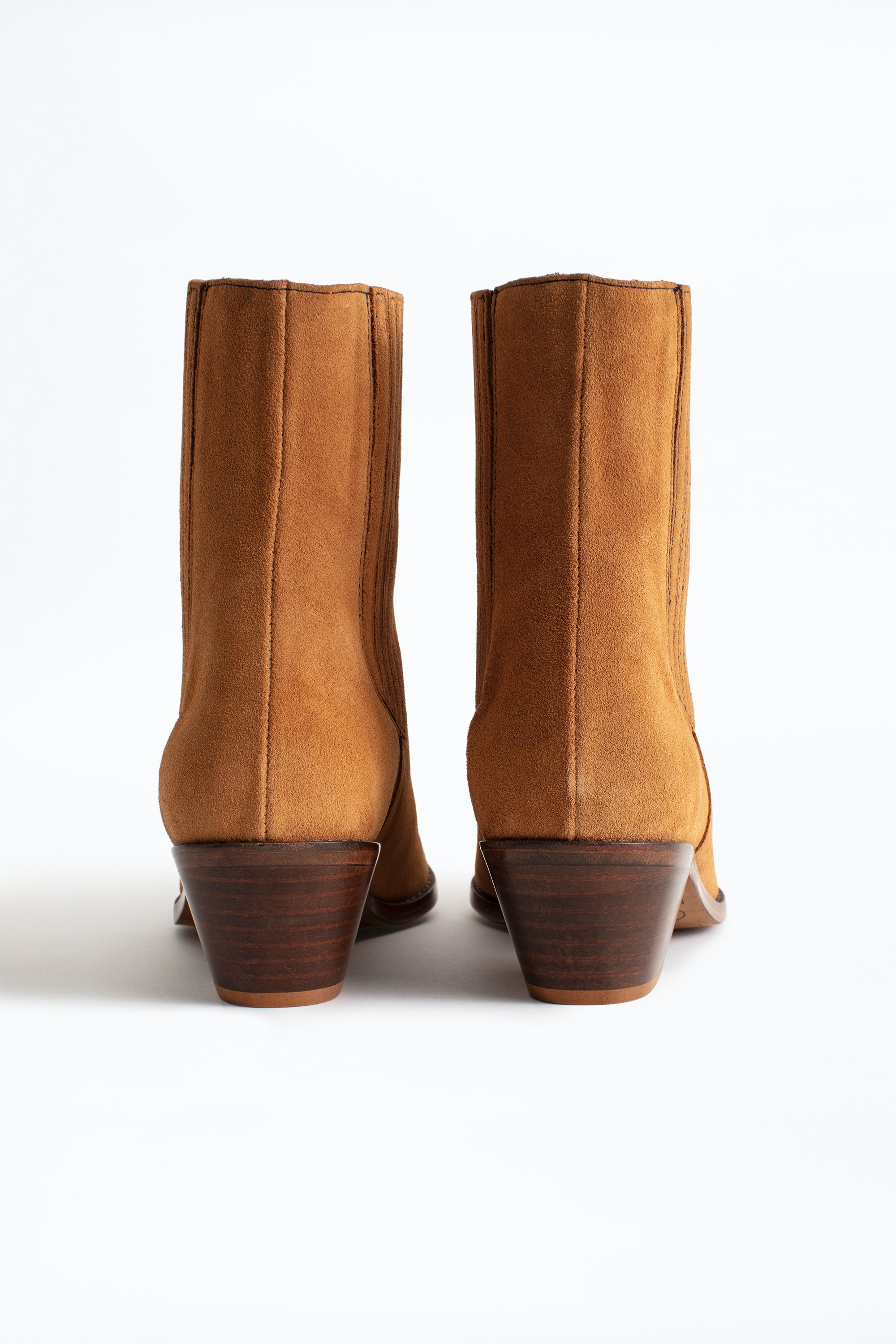 Tyler Suede Ankle Boots - boots women