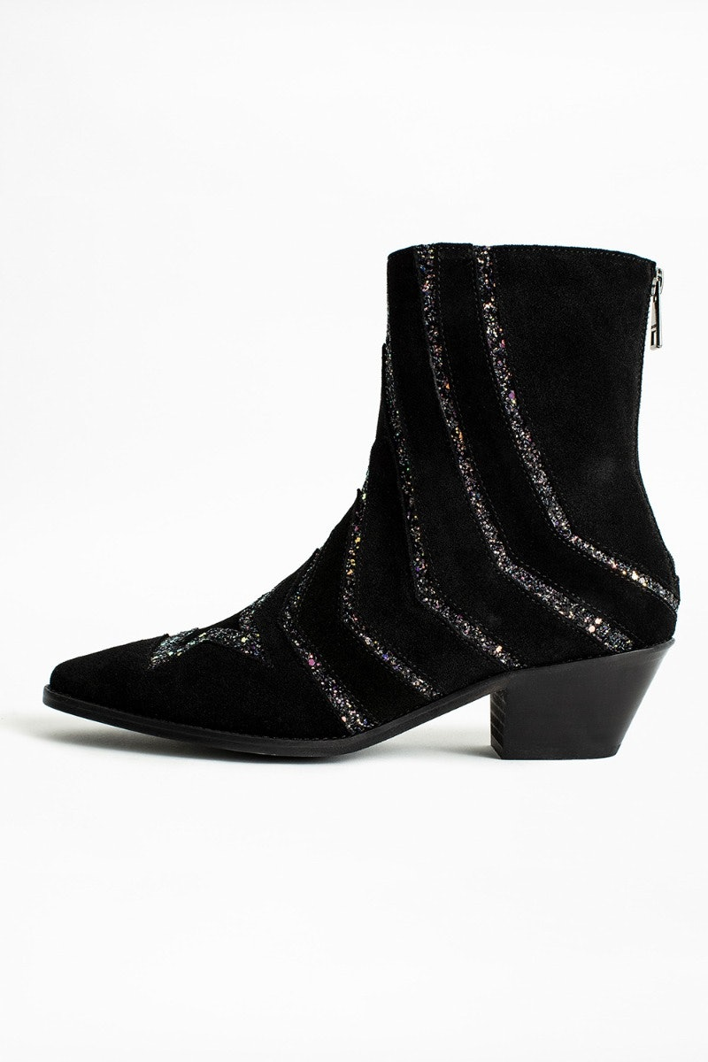 Bottines Tyler Star