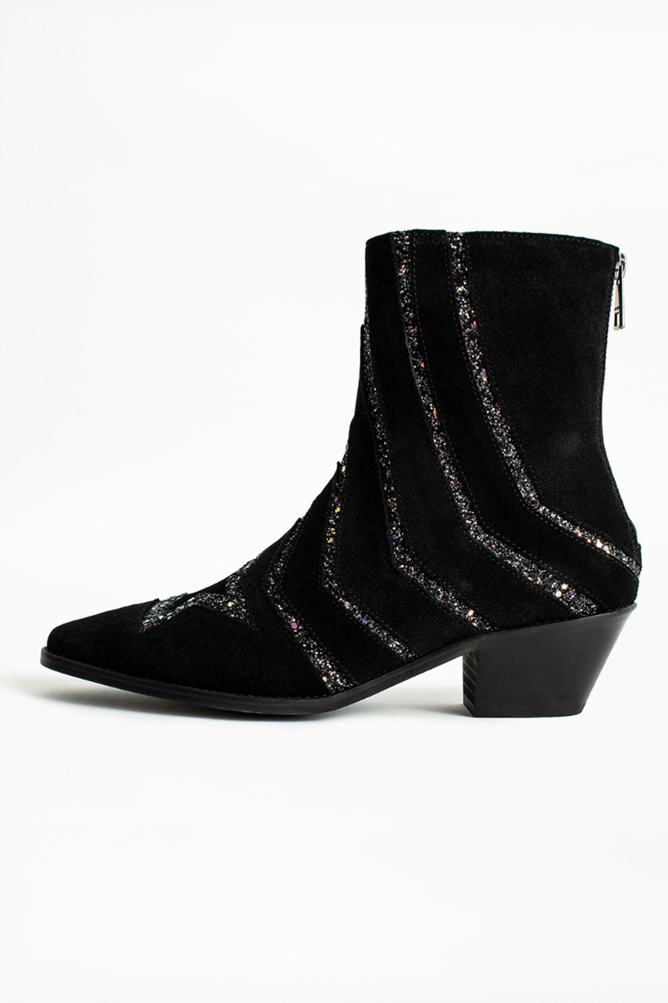 Tyler Star Ankle Boots