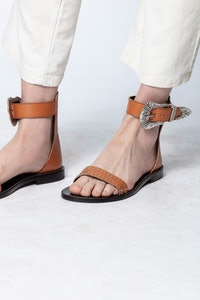 Ever Buckle Sandals