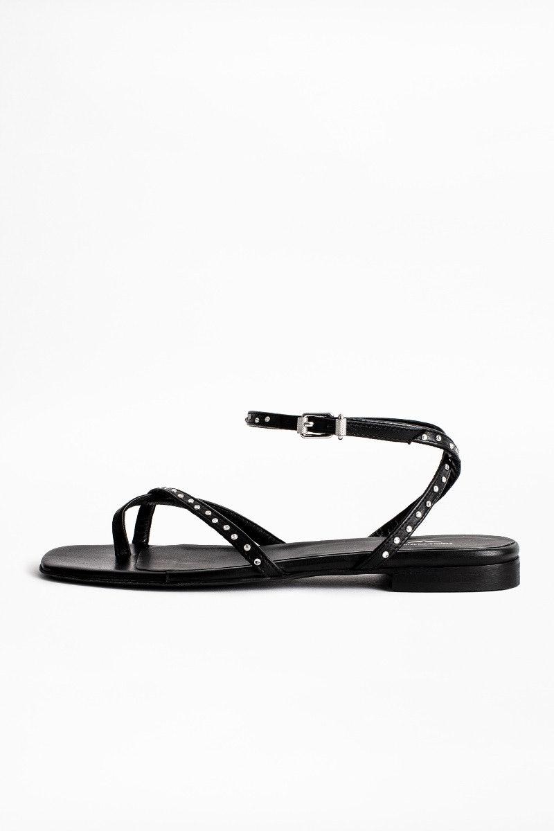 Paros Strass Sandals