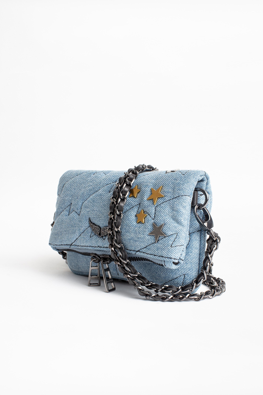 Bolso de mano Rock Nano ZV bolso mujer | Zadig&Voltaire