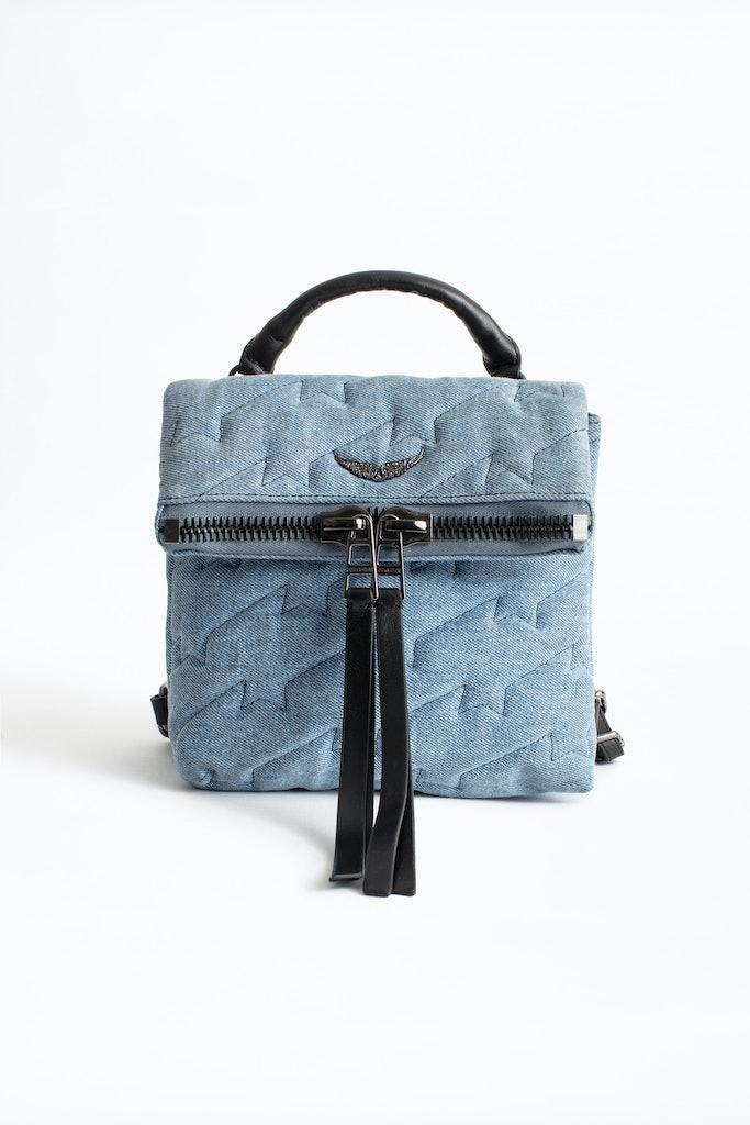 Romy Zip Jeans Bag