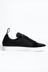 ZV1747 Canvas Sneakers