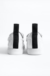 ZV1747 Leather Sneakers