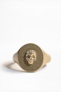 Skull Declaration Ring