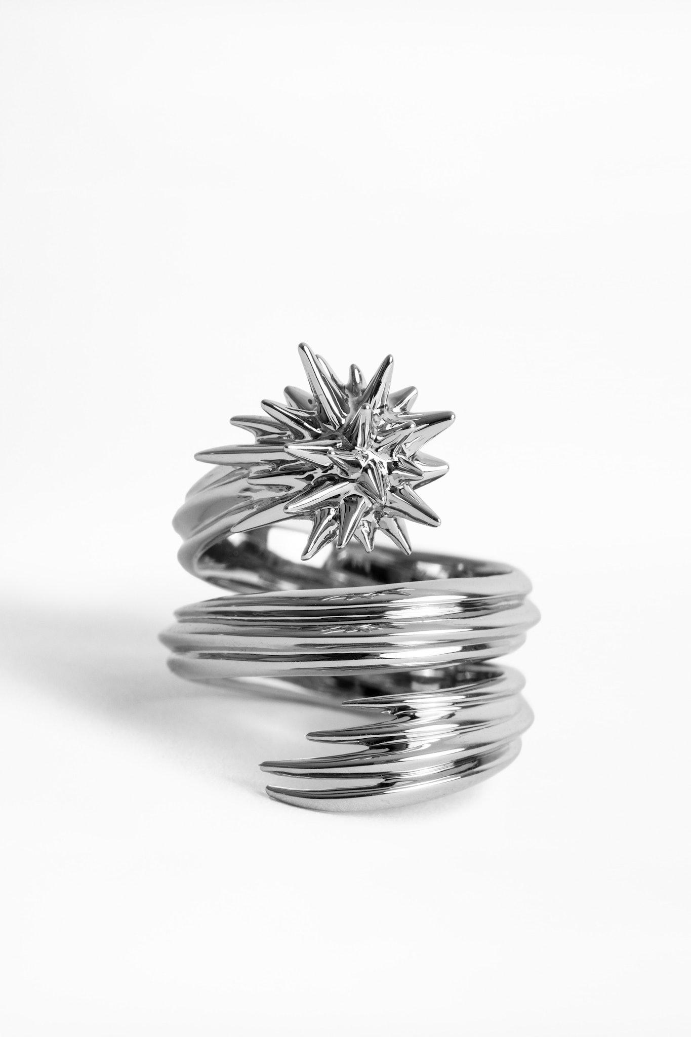 Ring Comète ZV x Cécil