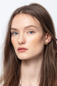 ZV x Cécil Comet Giant Stud Earrings