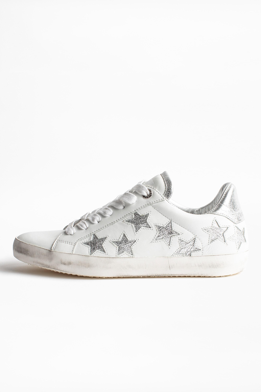 Sneakers ZV1747 Stars Metalic