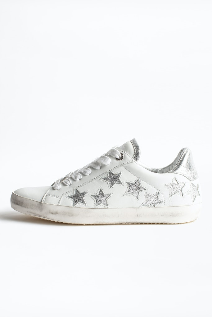 Sneakers ZV1747 Stars Metalic