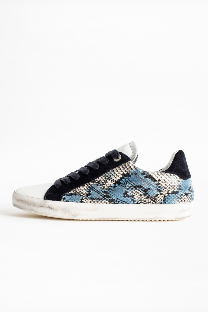 Zadig Used Wild Sneakers