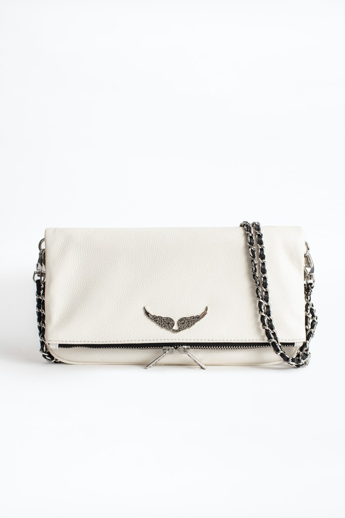 Rock Grained Clutch
