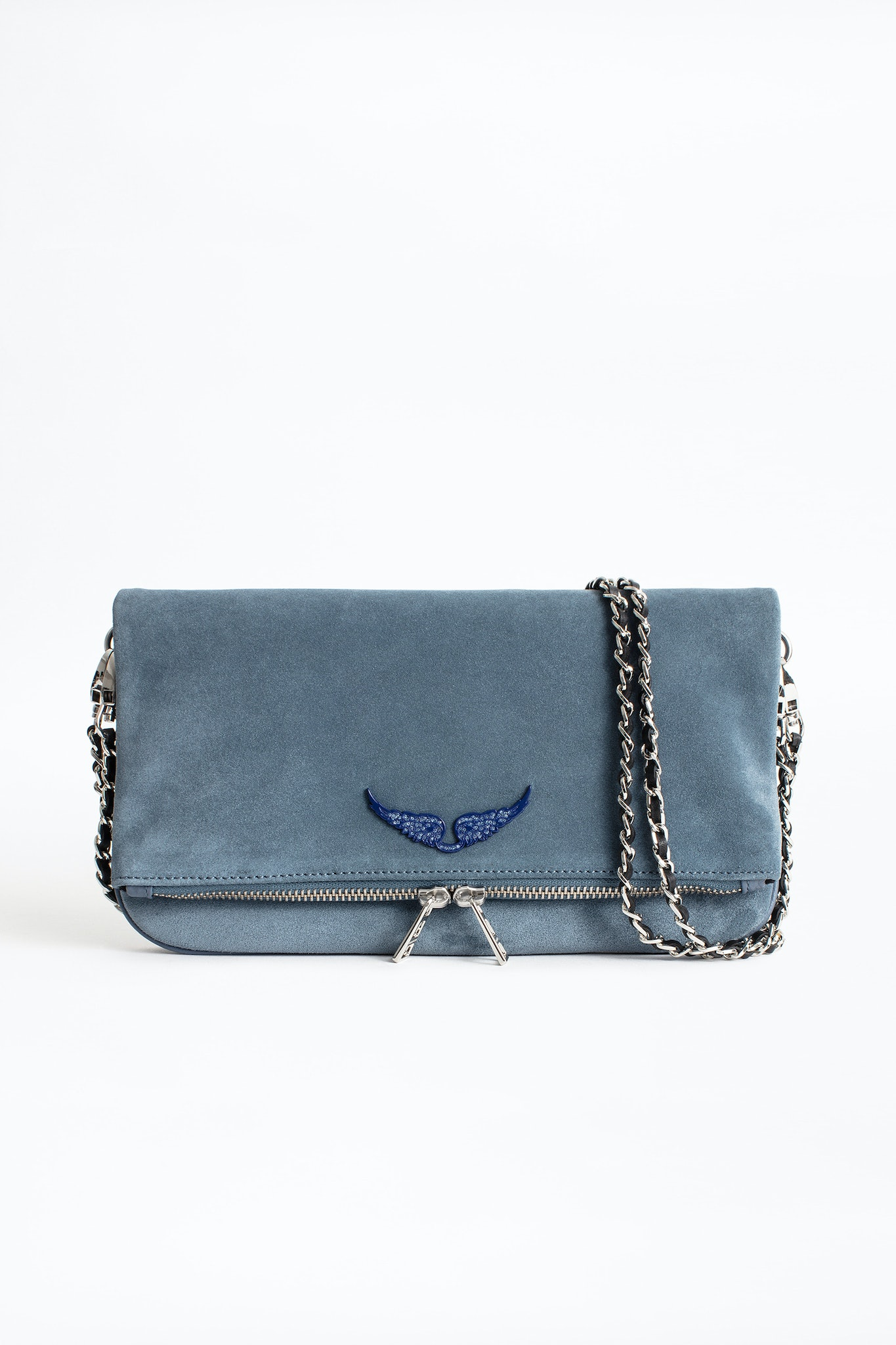 Clutch Rock Suede