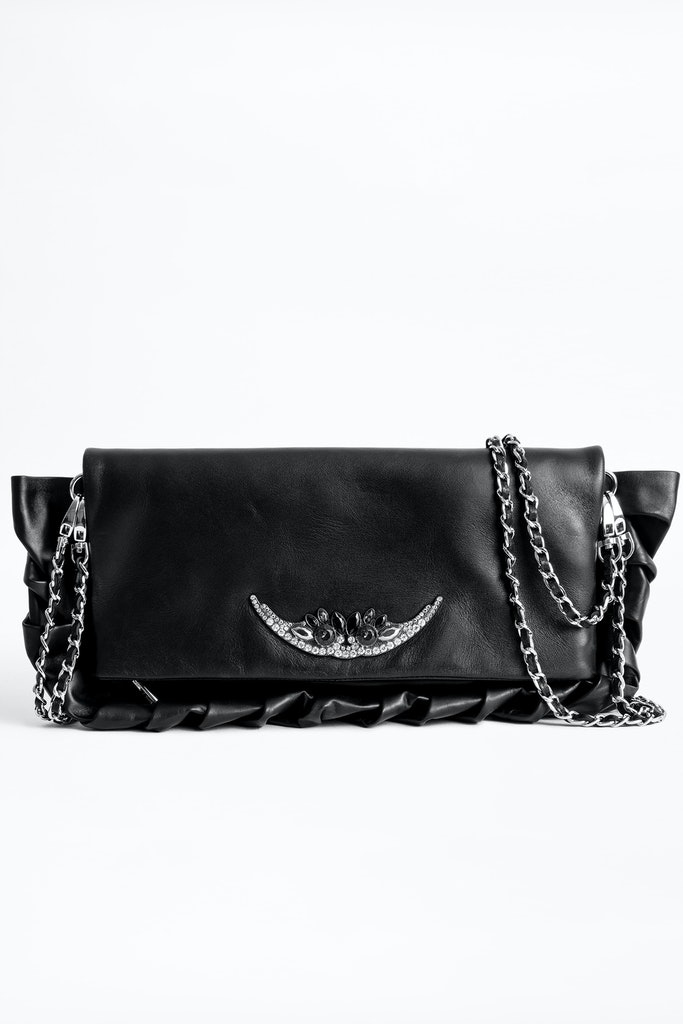 Rock Party Jewel Clutch