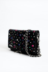Bolso de mano Rock Hearts