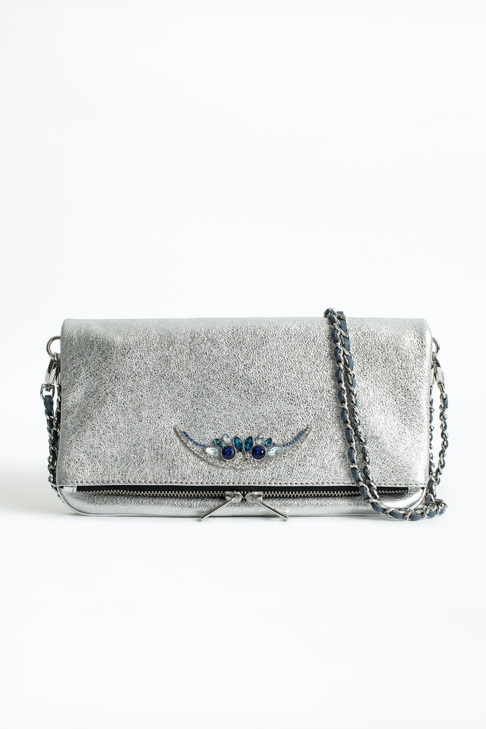 Pochette Rock Metalic Jewel