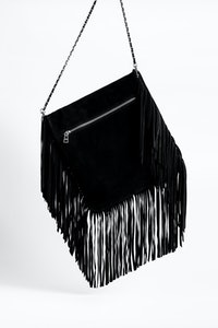 Rockson Fringes Clutch