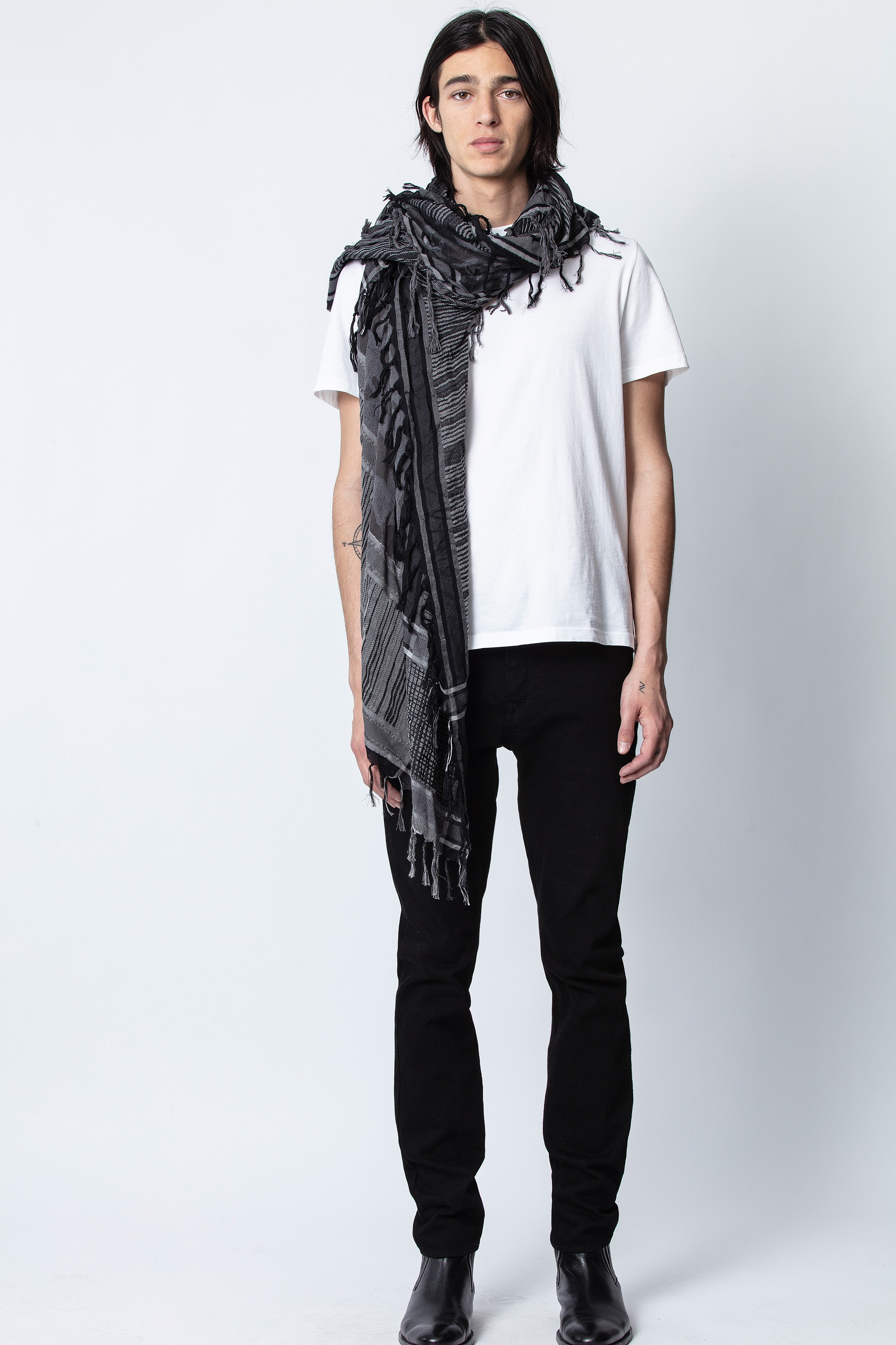 Babel Camou Scarf