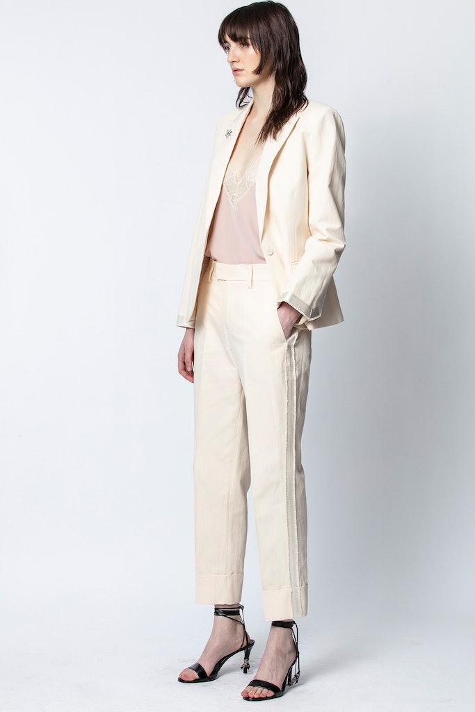Pantalon Pomela Coton