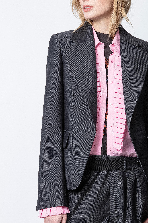 Vichy Show Jacket