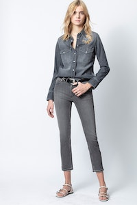 Thelma Denim Shirt