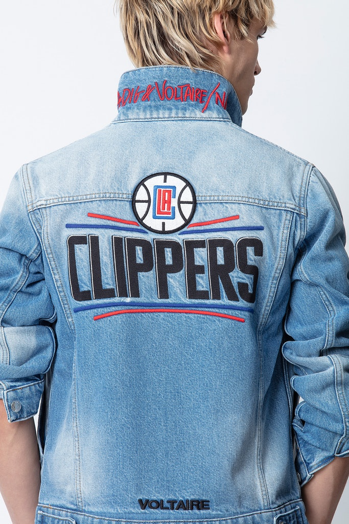 Blouson Base LA Clippers