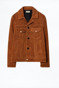 Lawrence Suede Jacket