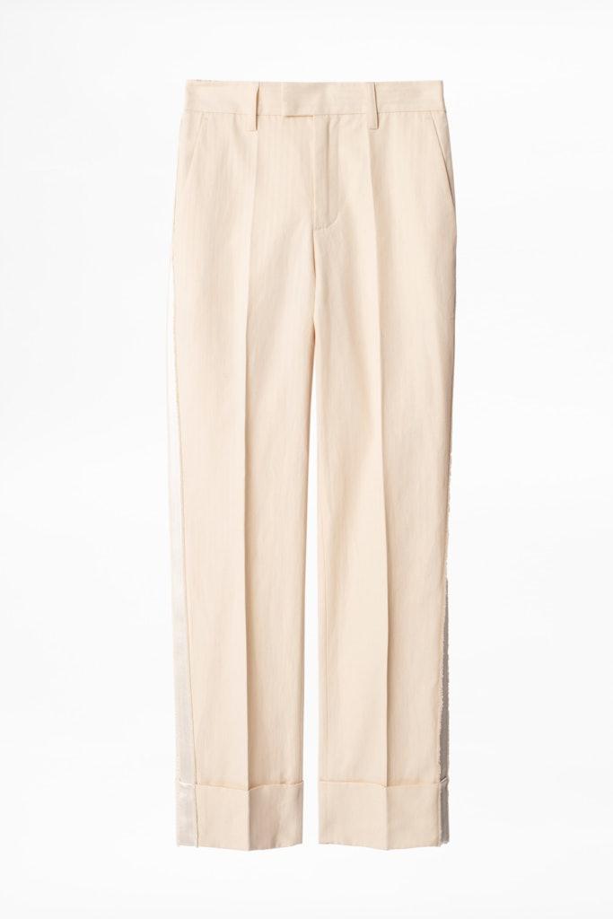 Pomela Cotton Pants