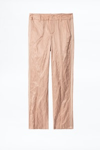 Posh Satin Pants