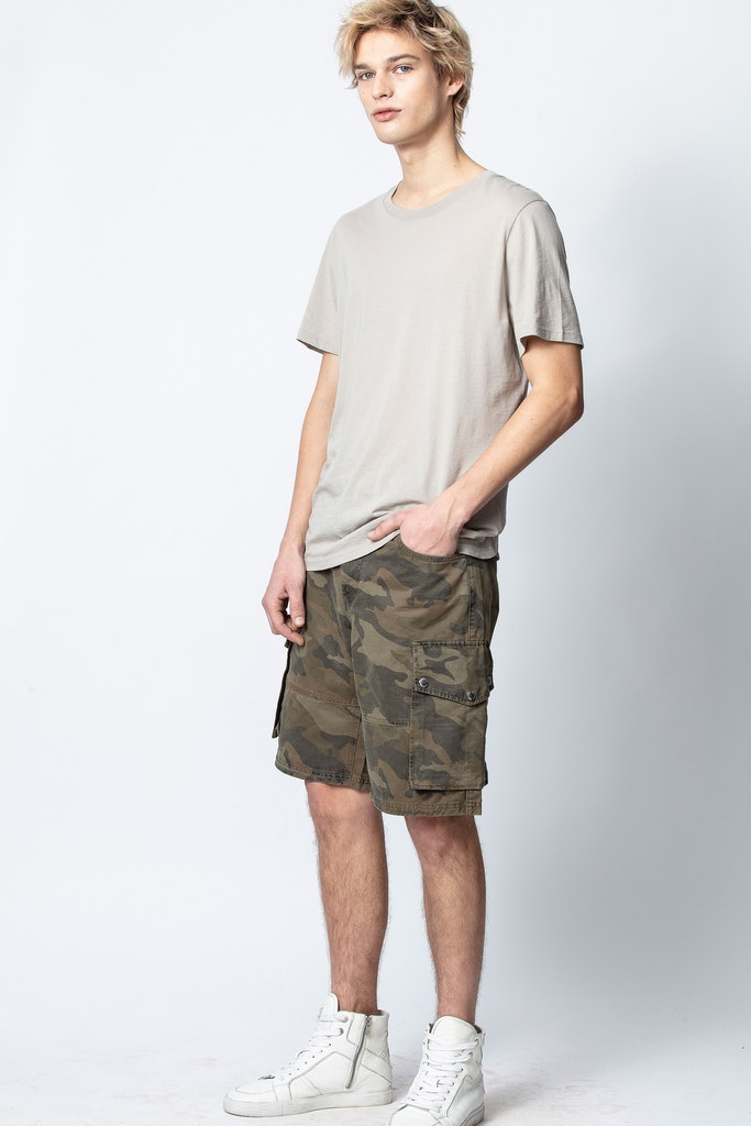 Shorts Pidji Camou