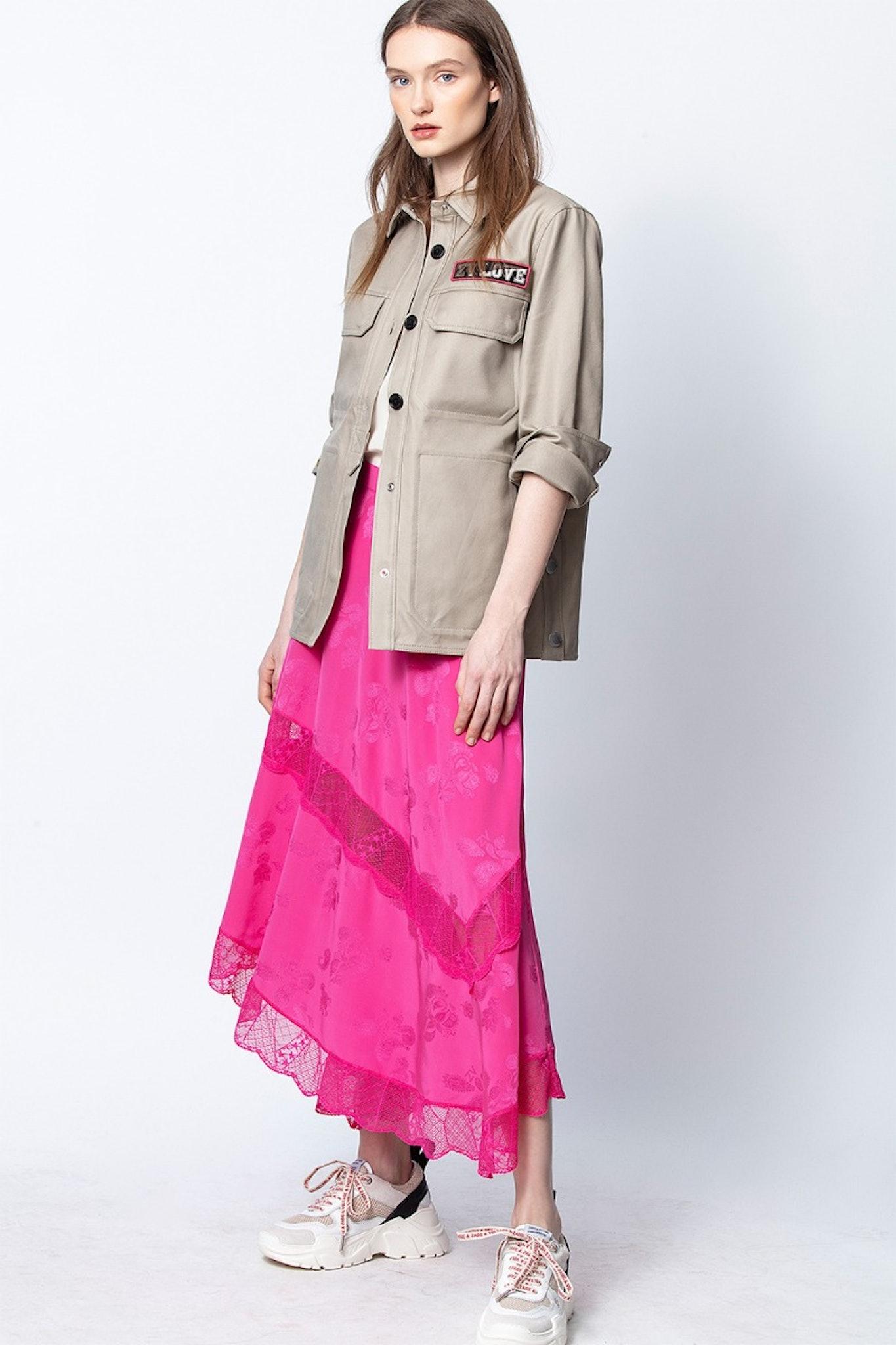 Juliet Jac Paisley Skirt
