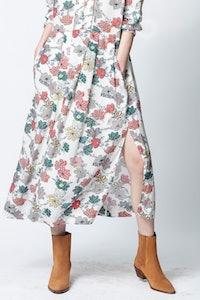 Roux Print Flower Dress