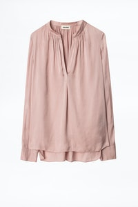 Tink Satin Tunic