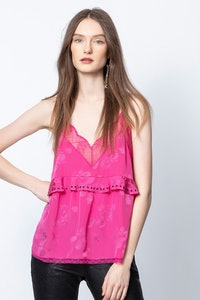 Charlie Jac Paisley Camisole