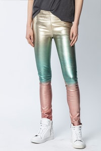 Pharel Metal Dégradé Pants