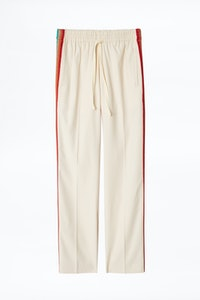Pantalon Poeme Crepe Satin