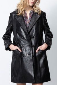 Mantel Magic Leder