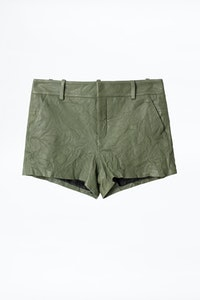 Shorts Simio Knitterleder