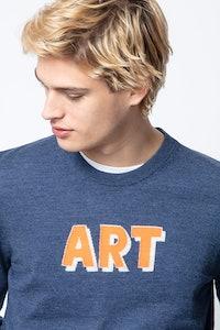 Kennedy Art Sweater