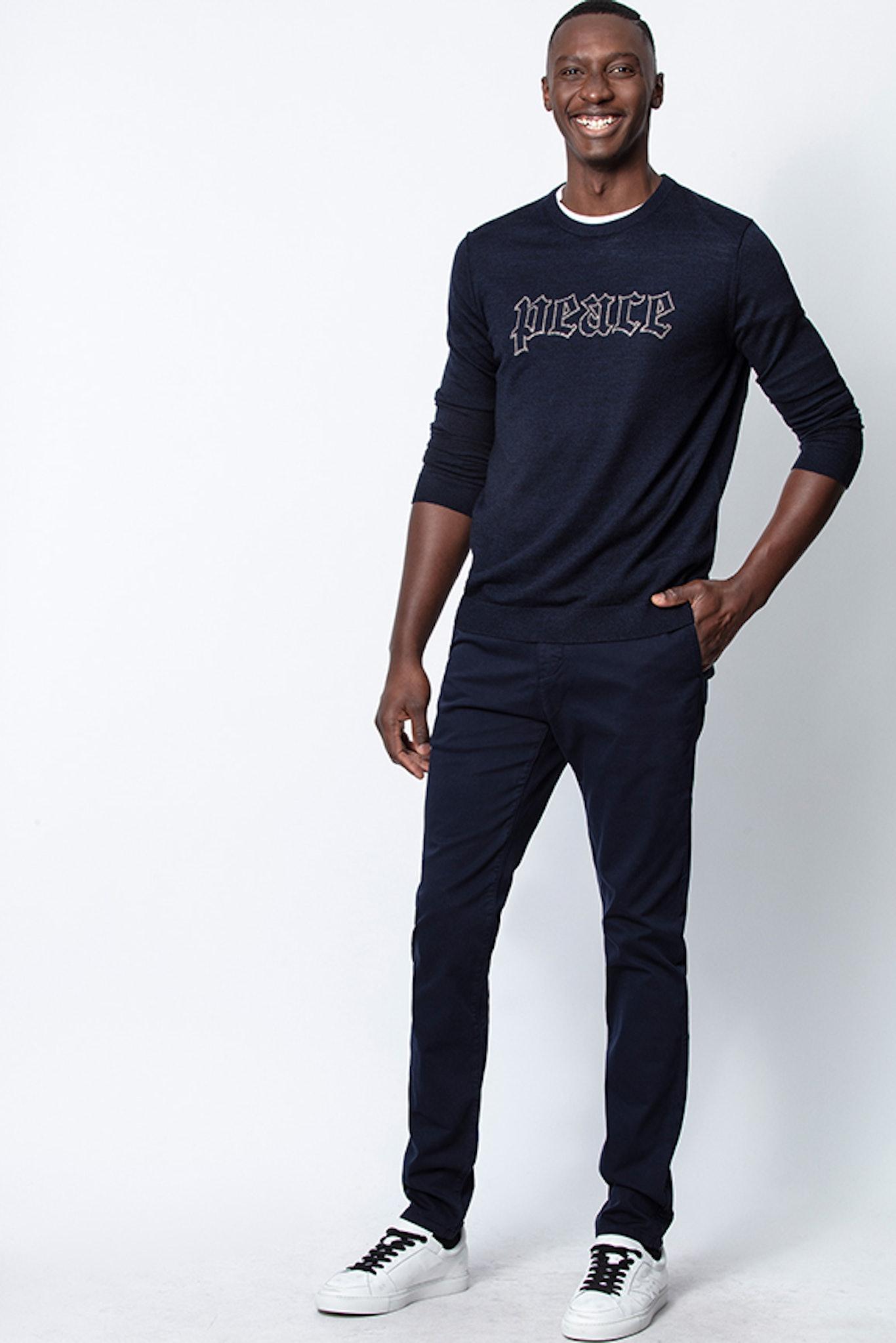 Liam Peace Sweater