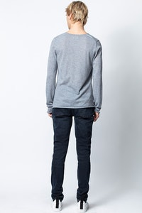 Ginger Cashmere Sweater