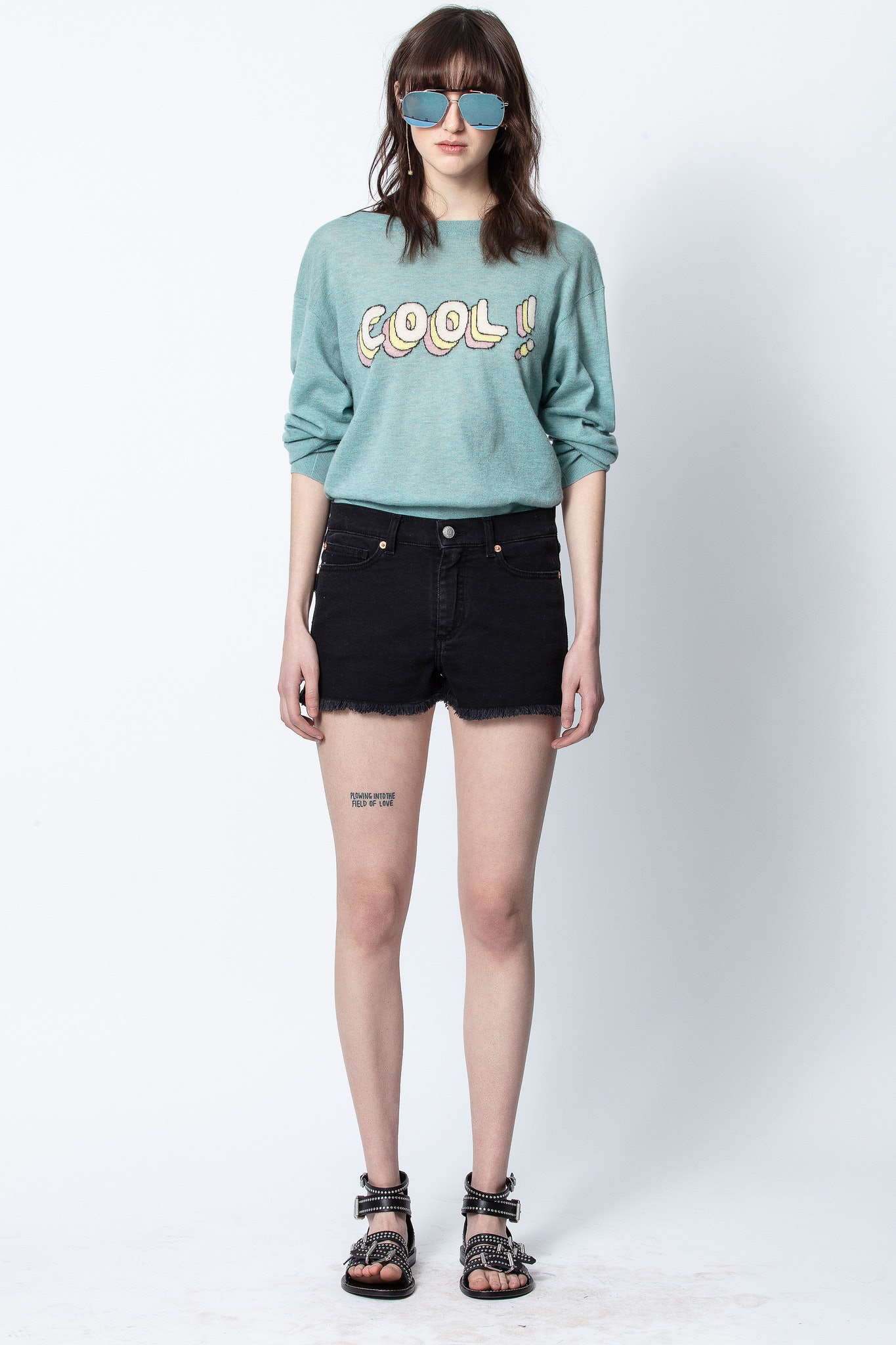 Axel Cool Cashmere Sweater