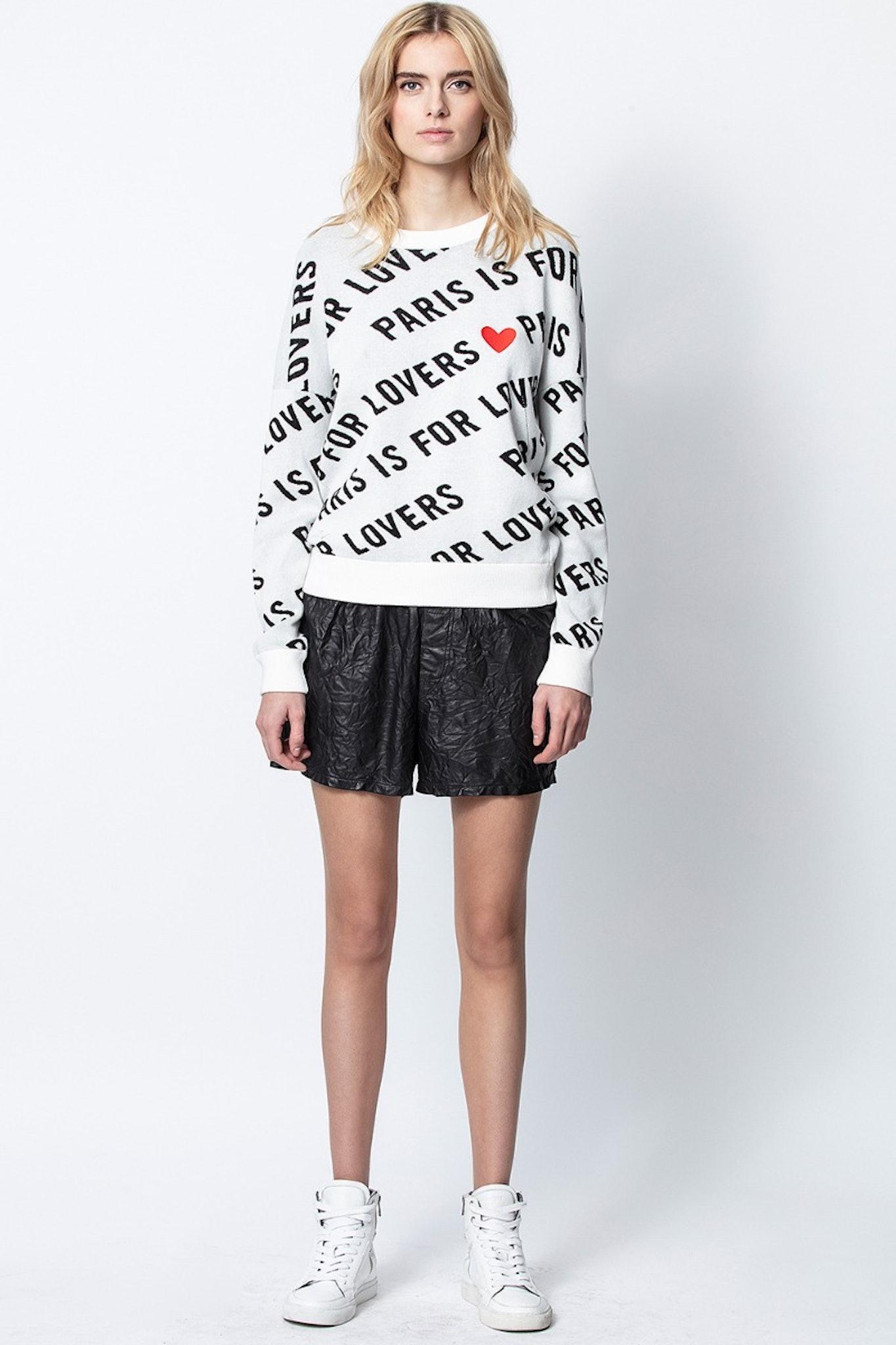 Anouck St Valentin Sweater