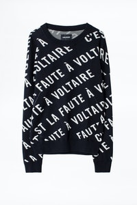 Pull Anouk Voltaire Jacquard