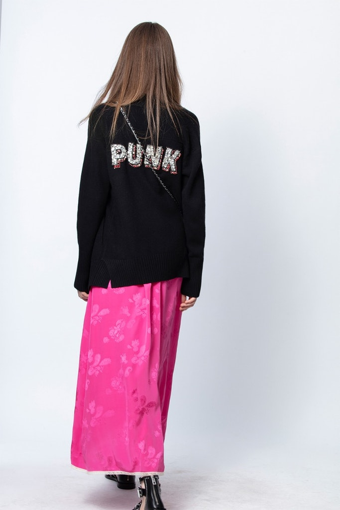 Vany Punk Beads Cardigan