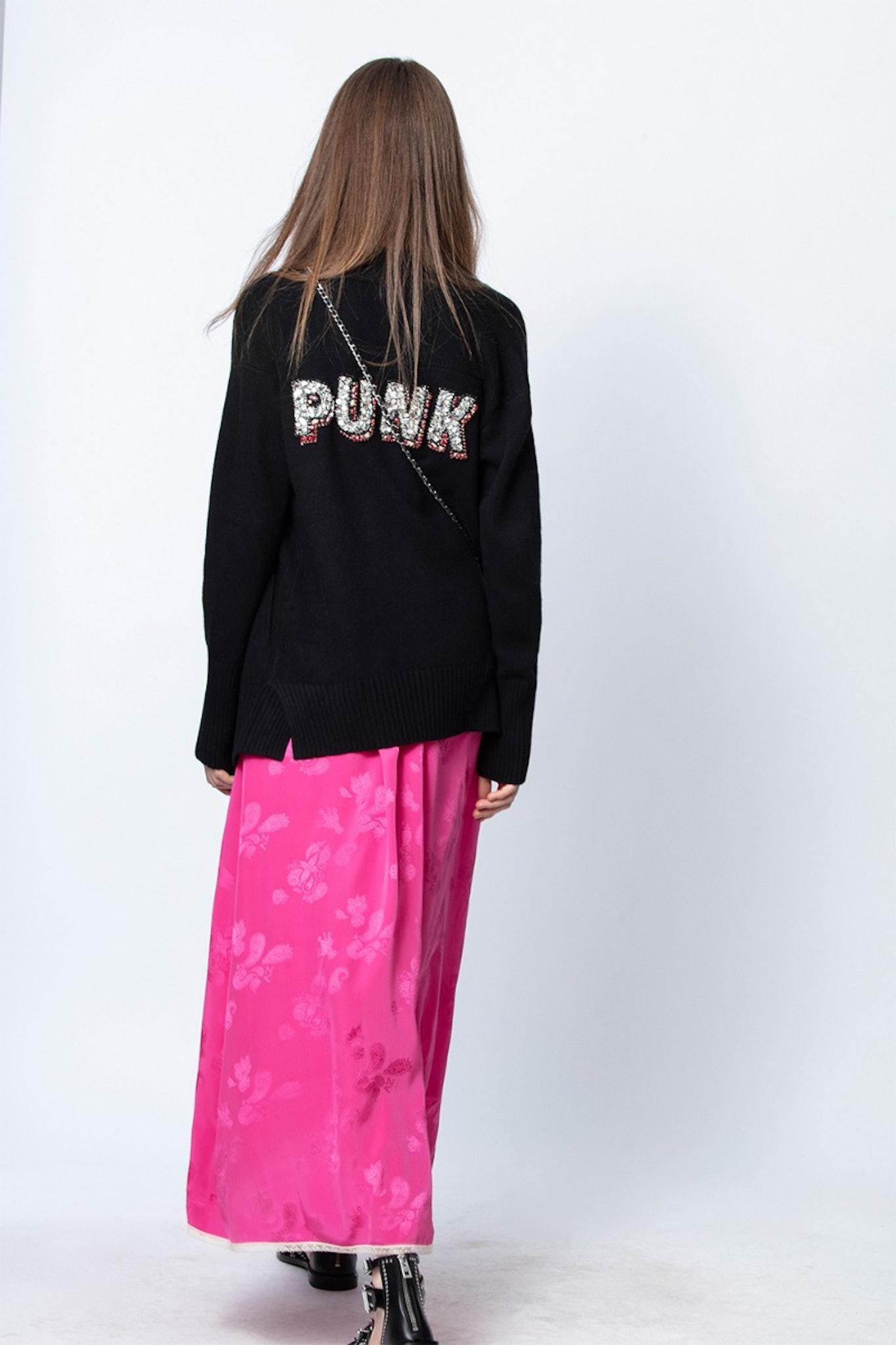Cárdigan Vany Punk Beads