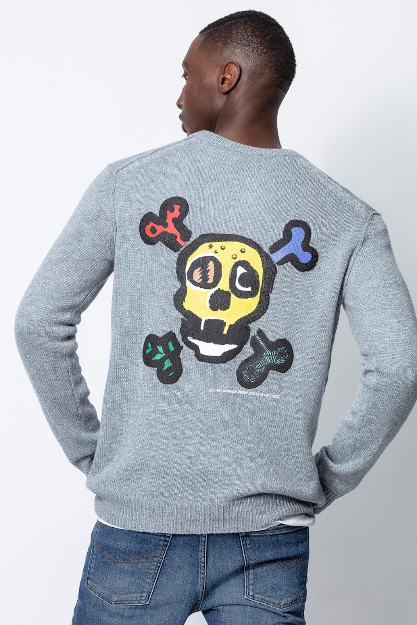 Benny Cashmere Sweater
